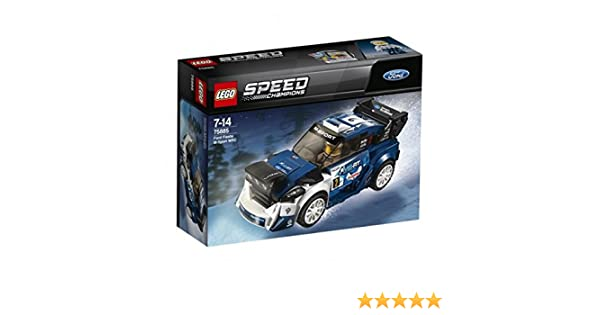 Ford authentique Lego M-sport Fiesta WRC 35030119