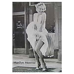 Marilyn Monroe Poster. upskirt. X 610x 860mm