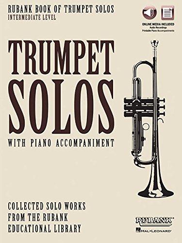 Rubank Book of Trumpet Solos Intermediat