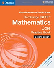 Cambridge IGCSE mathematics. Core practice book. Per le Scuole superiori. Con espansione online