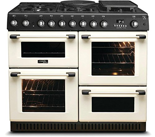 Cannon By Hotpoint CH10755GF S Cooker - Cream