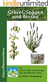 Gräser, Seggen und Binsen (iFlora Pflanzenführer 4)