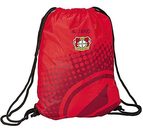 Bayer 04 Leverkusen Gymsack Promo rot