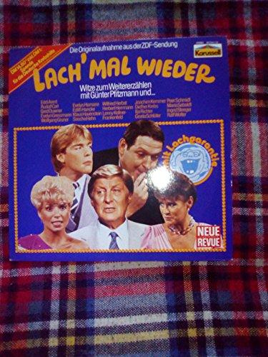 Lach mal wieder Witze zum weitererzählen Originalaufnahme aus der ZDF-Sendung Vinyl LP