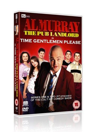Al Murray - Time Gentlemen Please (5 DVDs)