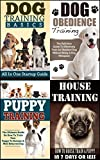 Dog Training: The Definitive Beginner's Bundle: How To Properly Train Your Dog (Even If You Currently Know Nothing About It) With These Essentials Guides ... Training, The Ultimate Beginner's Guide)