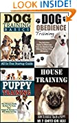 #10: Dog Training: The Definitive Beginner's Bundle: How To Properly Train Your Dog (Even If You Currently Know Nothing About It) With These Essentials Guides ... Training, The Ultimate Beginner's Guide)
