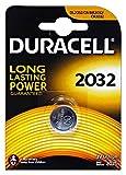 Duracell DUR033917 Litio 3V batería no-Recargable - Pilas (Litio, Botón/Moneda, 3 V, CR2032)