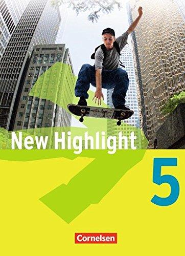 New Highlight - Allgemeine Ausgabe / Band 5: 9. Schuljahr - Schülerbuch,