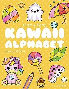 Cute and Easy Kawaii Alphabet