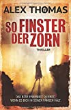 Image of So finster der Zorn (Paula Tennant, Band 3)
