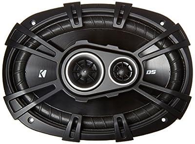 Kicker DSC 6930 - 6x9 Zoll (16x23cm) Speakers