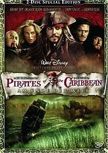 Pirates of the Caribbean - Am Ende der Welt (Fluch der Karibik 3) - Special Edition (2 DVDs)