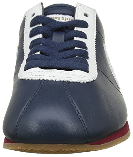 Le Coq Sportif Unisex-Erwachsene Wendon Sneakers Blau (Dress Blue/Optical WDress Blue/Optical W)