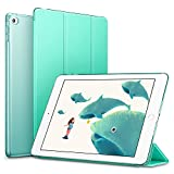 ESR iPad Mini 4 Case, Ultra-slim Lightweight Smart Case with Trifold Stand and Auto Sleep/Wake Function, Microfiber Lining, Translucent Frosted Back Cover for Apple iPad Mini 4 (Mint Green)