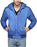 Campus Sutra Royal Blue Mens Jacket (AW1...