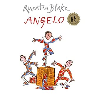 By Quentin Blake Angelo [Paperback]