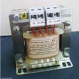 Trafo einphasig 100VA Primär 0–230V Sekundär 110V