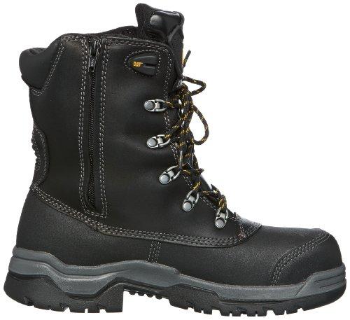 Caterpillar Supremacy Sbp, Chaussures Bateau Homme Noir (Black)