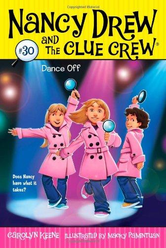 Dance Off (Nancy Drew and the Clue Crew) por Carolyn Keene