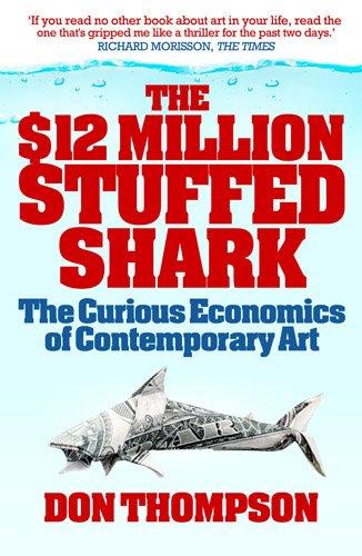 The $12 Million Stuffed Shark Cover Image