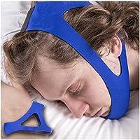 EasySleep Pro Einstellbarer Stop Schnarchen Kinnriemen (Blau) preisvergleich bei billige-tabletten.eu