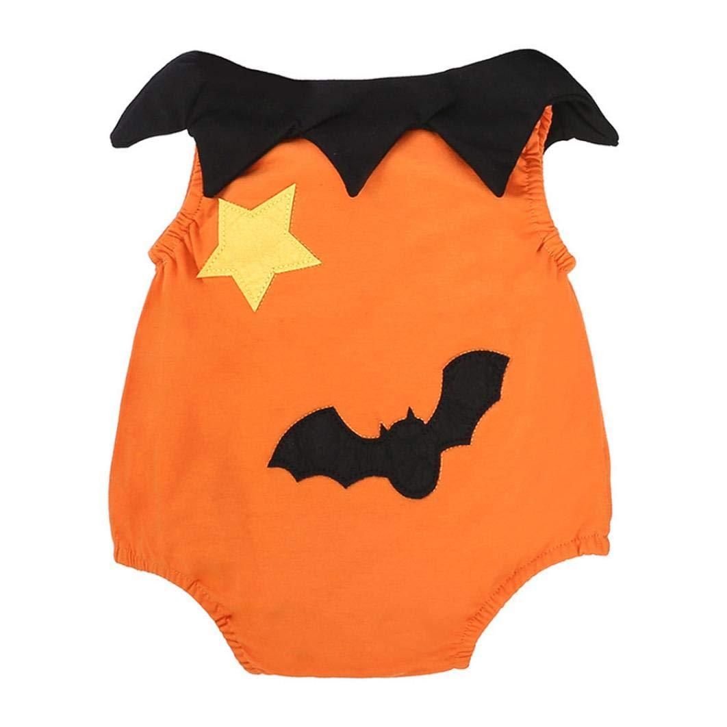 8d4c2e4e6 K-youth Ropa Niño Otoño Invierno Halloween Calabaza Disfraz 2018 Ofertas  Infantil Recien Nacido ...