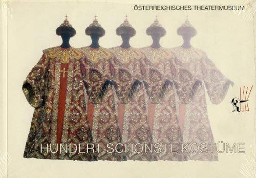 Kostüm Theater Kataloge - Hundert schönste Kostüme