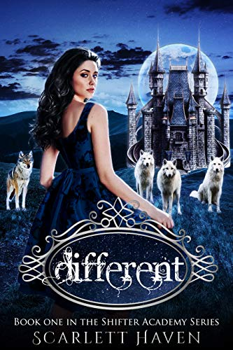 Different (Shifter Academy Book 1) (English Edition) por Scarlett Haven