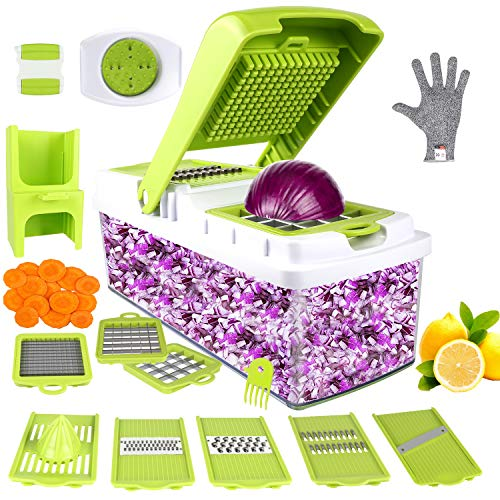 Vegetable Chopper, ONSON Food Ch...