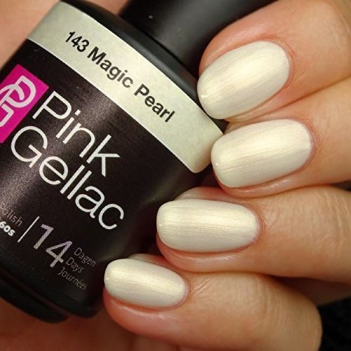 Pink Gellac Magic Pearl 15ml Gel Nail Polish by Pink Gellac