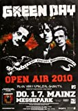 TheConcertPoster Green Day - Century Breakdown, Mainz 2010