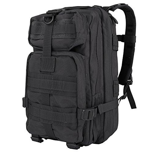 Condor Compact Assault Pack Schwarz - Modular Assault Pack
