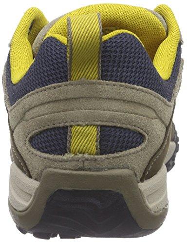 MerrellHelixer Distort - Scarpe stringate Uomo Marrone (Marron (Boulder))