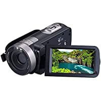 Camera Camcorders with IR Night Vision,Stoga Puto STD0091080P Full HD Camcorder ,2.7 LCD Touch Screen Digital Camcorde,24 MP 1 6X Digital Zoom Camera HD Digital Camera