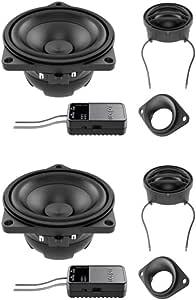 Audison Apbmw K4 M 10 Cm 2 Way Speaker Navigation Car Hifi