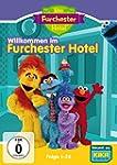 Sesamstraße - Das Furchester-Hotel -...
