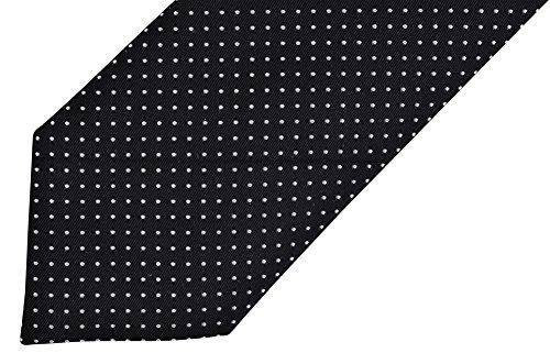 churchzs-corbata-negro-seda