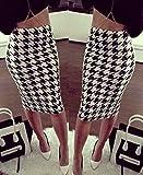 Search : GUBA® New Women's Ladies Printed Stretchy Pencil Bodycon Wiggle Midi Skirt Plus Size 8-26