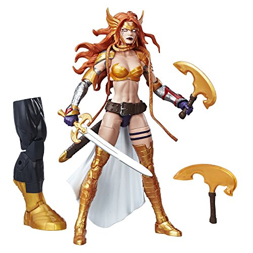 Hasbro Marvel Guardians of The Galaxy Legends Angela Action-Figur, 15,2 cm