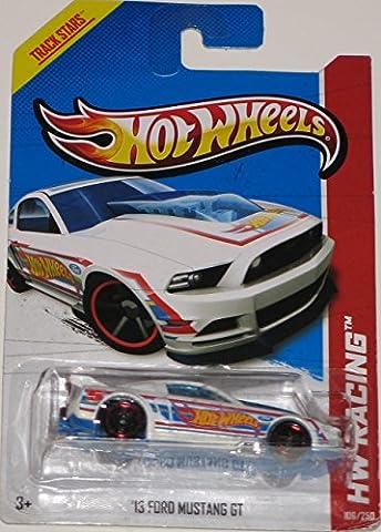 Hot Wheels HW Racing '13 Ford Mustang Gt 2013 106/250 by Hot Wheels