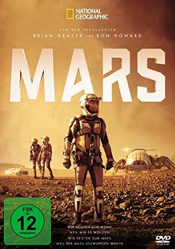 Mars [3 DVDs] (Mars-drama)