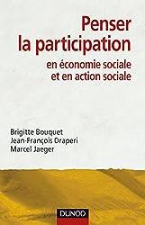 Penser la participation en économie sociale et en action sociale
