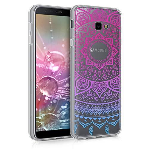 9632f0e97fe kwmobile Funda para Samsung Galaxy J4+ / J4 Plus DUOS - Carcasa de [TPU]