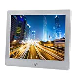 Digital Photo Frame 7 inch Electronic Pitcure Frame Video/Audio Player LED Display Support