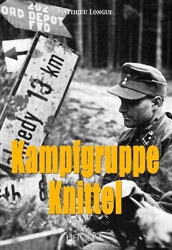 Kampfgruppe Knittel Leibstandarte Ardennes 1944 : L'odyssée de la SS-Aufklärungs-Abteilung 1 en terre ardennaise (16-27 décembre 1944)
