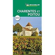 Michelin Le Guide Vert Poitou, Charente (MICHELIN Grüne Reiseführer)