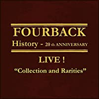 """History Live! """"Collection and Rarities"""" (20th Anniversary: Brown Album)"""