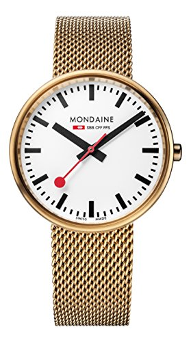 Ladies Mondaine Swiss Railways Mini Giant Watch A7633036221SBM