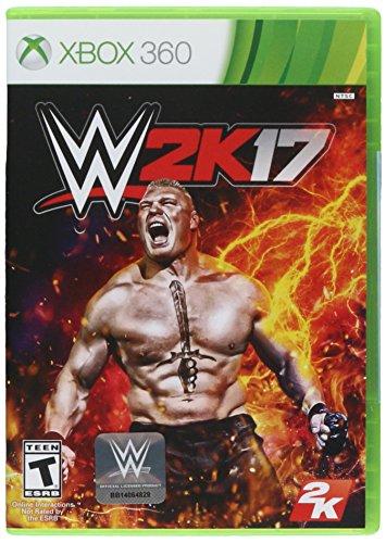 WWE 2K17 (Xbox 360) UK IMPORT - 2k15 Wwe Spiel